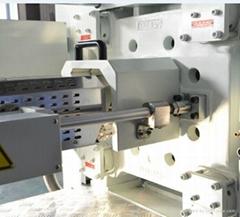 High precision servo motor injection moulding machine
