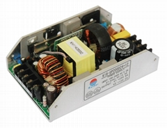 12V 24V output led switching power supply with PFC function