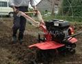 Gaosline engine power tiller  rotovator tilll agriculture machi