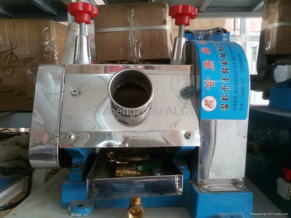 2018 Economic manual sugar cane juicer for sale 5
