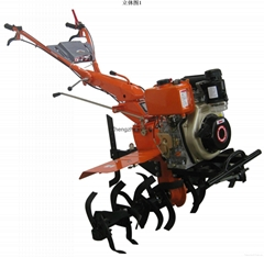 Gaosline engine power tiller agriculture machine