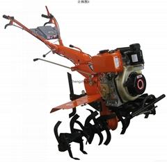 Gaosline engine power tiller agriculture machine