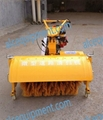 Mini gas  snow sweeper machine for sale
