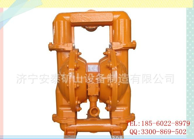 赤峰BQG礦用防爆氣動隔膜泵價格 1