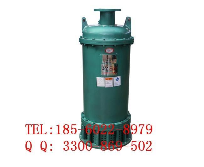 連雲港BQS礦用防爆潛水泵排污泵的優勢 1