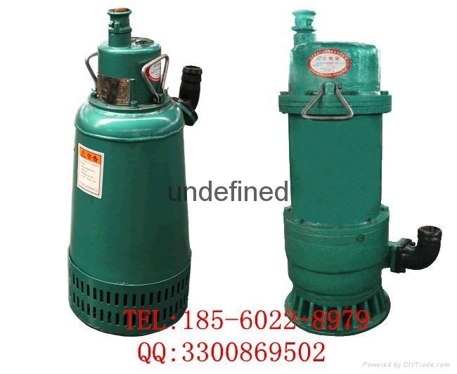 包頭BQS礦用防爆潛水排污泵選型注意事項 1