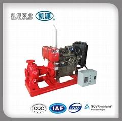 XBC Hydraulic Pump Diesel Engine For Fire-fighting Pump