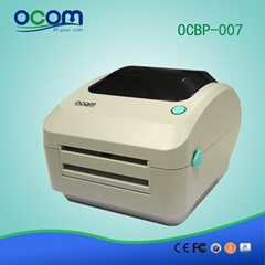 "4"" Direct thermal barcode label printer"