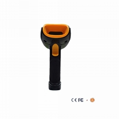 handheld barcode scanner for 1D/2D barcode