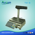 New Low cost Barcode Printing Scale