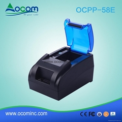 Small low cost 58mm Thermal Receipt Printer