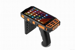 R   ed Handheld Android 5.1 4G Industrial Data Terminal