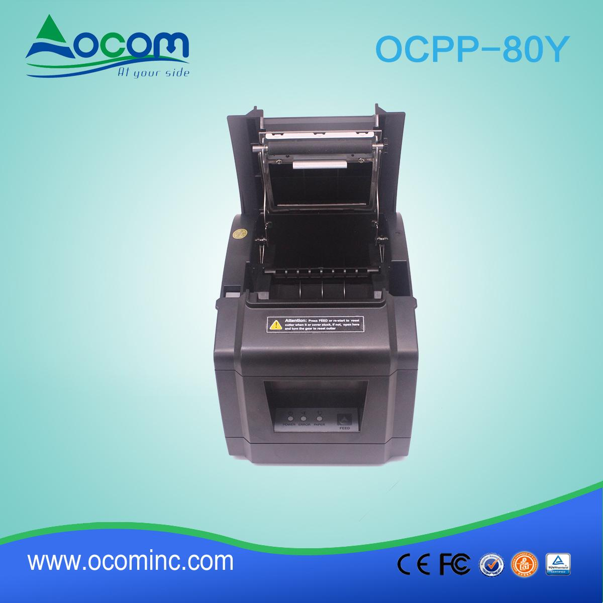 New model 80MM Thermal Printer with Auto Cutter 2