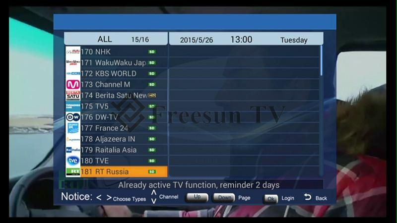 Indian channels iptv box all channels from server room - Indian IPTV