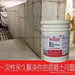 污水池专用渗透结晶型防水防腐溶胶