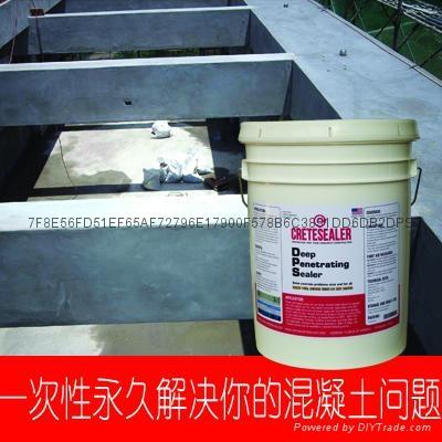 污水池专用渗透结晶型防水防腐溶胶 3