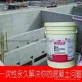 污水池专用渗透结晶型防水防腐溶胶 5