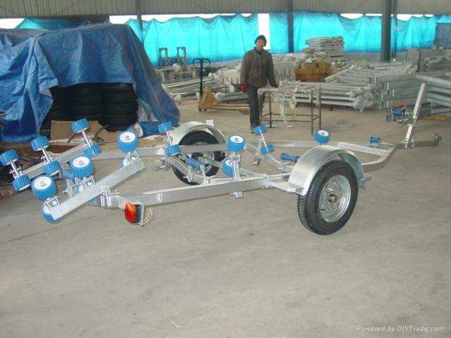 5.0m Boat trailer 3