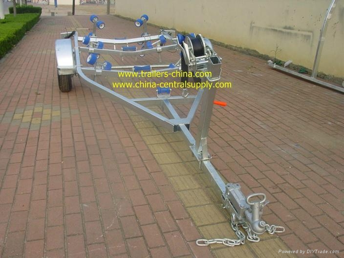 5.0m Boat trailer 1