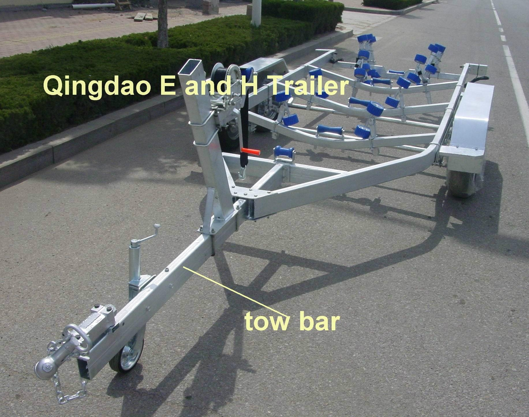 6.5m Boat trailer 1