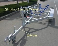 6.5m Boat trailer