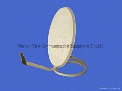 45cm KU Band Dish Antenna