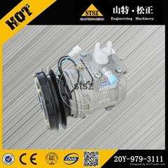 D85A-21 air compressor  20Y-979-3111