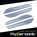 HP6135-10 Hypersonic sliver poly carbon