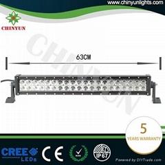 Wholesale 120W straight light bar with waterproof IP67