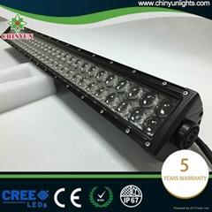 Wholesale super  bright 300W 31.5 inch dual row atv lights