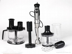 Free Shipping Multifunctional Household 800W Electric Stick Blender Hand Blender