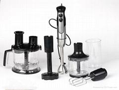 Free Shipping Multifunctional Household 800W Electric Stick Blender Hand Blender