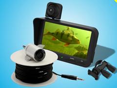 攝像頭探魚器