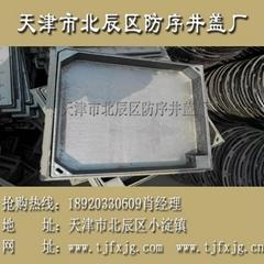 天津不锈钢隐形井盖批发