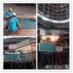 湛江玻璃貼膜工程