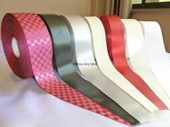woven edge label ribbon