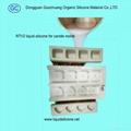 Platinum Silicone Rubber compound for