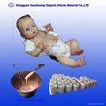medical grade silicone rubber for reborn