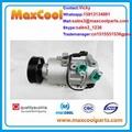 High quality Auto ac compressor for Kia