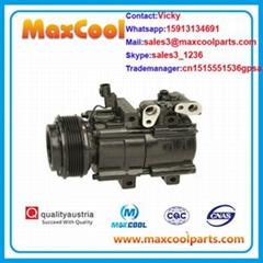 Brand new auto Compressor FOUR SEASON 57119 for Ford HS18  Kia Sedona Compressor