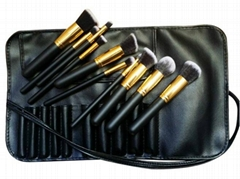 Professional Private Label Makeup Brush with 21 Piece Cosmetic Makeup Brush Set