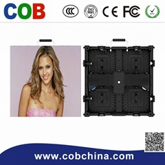 die casting parts new 5 mm indoor full led display screen