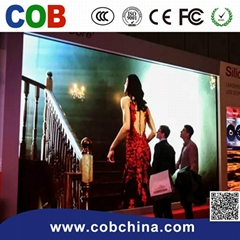 new led panel indoor full color hanging led display mobile boat advertising led
