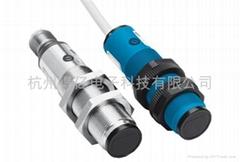 西克(施克)SICK圆柱形光电开关VTE18-4N4212