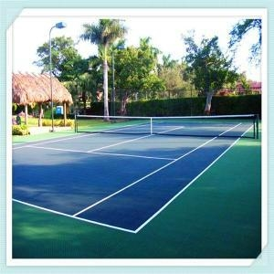 Portable Volleyball Court Sports Flooring 2