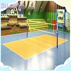 Volleyball products diytrade china manufacturers for Diy sport court