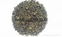 chinese organic green tea gunpowder bulk wholesale