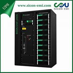 Sicon 3 phase LCD uninterrupted power supply UPS 50-800kva modular ups