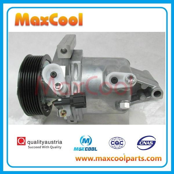 DBA-NK13 Auto ac compressor for Nissan Versa 1.6 SV L4 1.6 Liter GAS engine  1