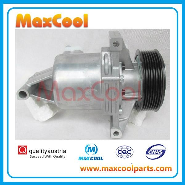 DBA-NK13 Auto ac compressor for Nissan Versa 1.6 SV L4 1.6 Liter GAS engine  4